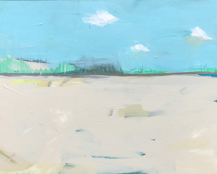 Sand Dune / Ridge by Dan Nuttall